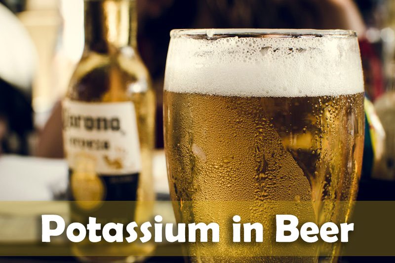 Potassium in Beer