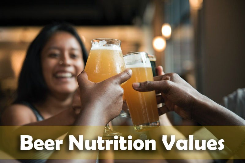 Beer Nutrition Values