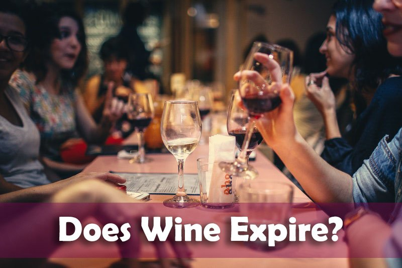Does Wine Expire